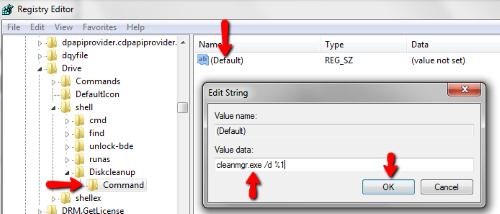 disk-cleanup-command-key-default-value